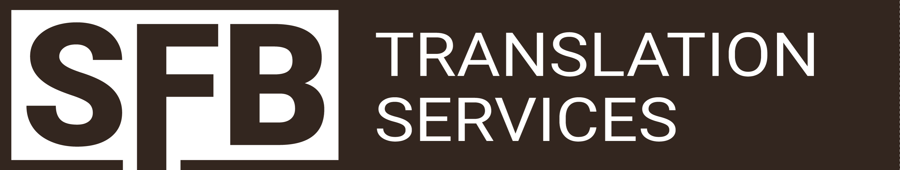 SFB Translation Services