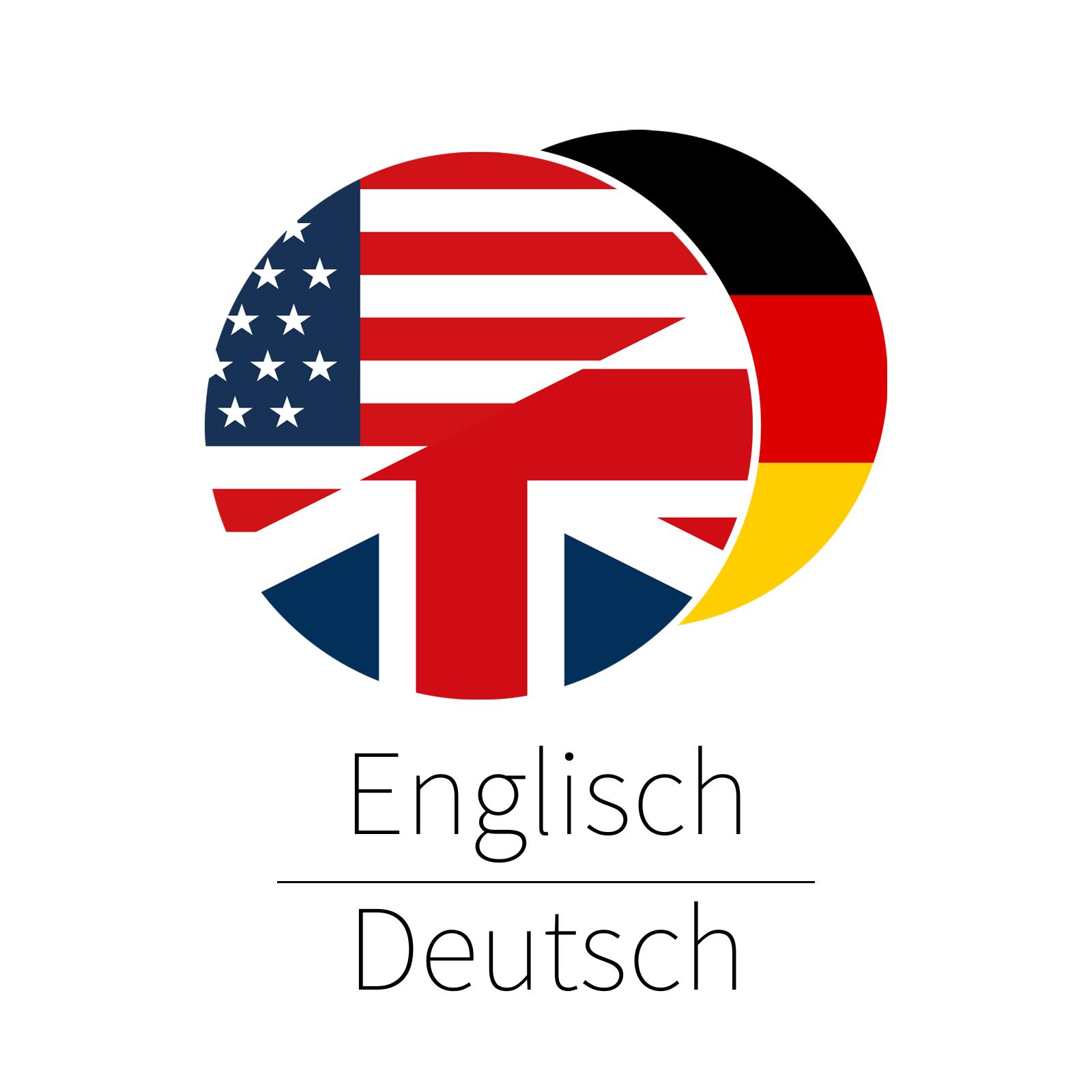 Englisch - Deutsch