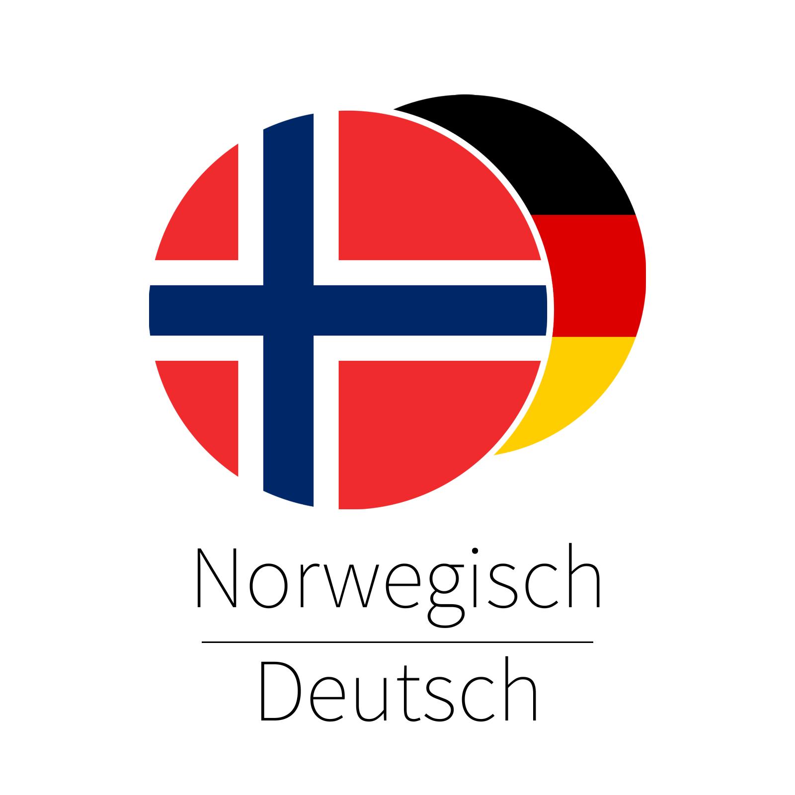 Norwegisch - Deutsch