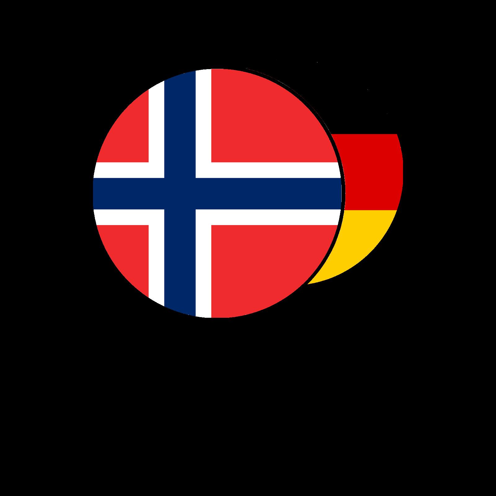 Norvégien - Allemand