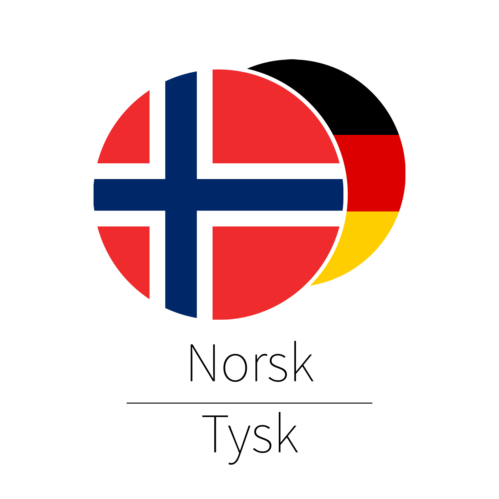 Norsk - Tysk